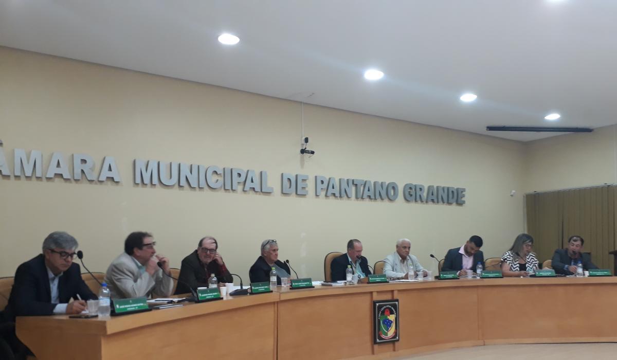 Sessão Ordinária de 12 de novembro de 2019
